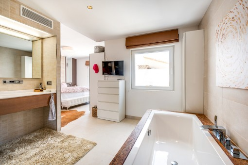 Fantastisches Badezimmer en Suite