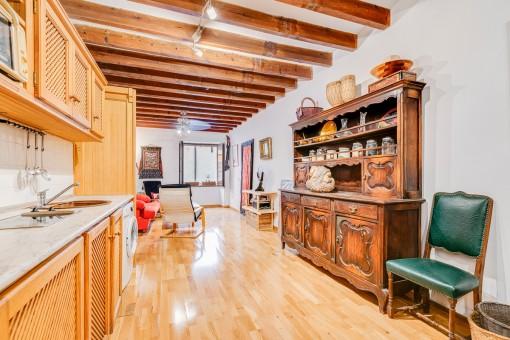Zentrale und gemütliche Wohnung in der historischen Altstadt von Palma