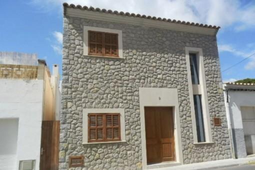 Schönes, renoviertes Haus im Zentrum von Cala Ratjada