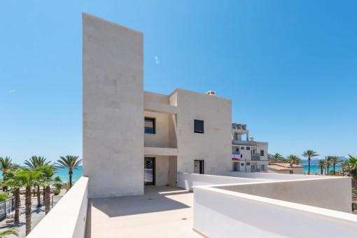 Luxus Beach-Apartment in 1.Linie an der Playa de Palma