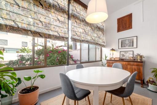 Geräumige und helle mallorquinische Wohnung im Zentrum Palmas