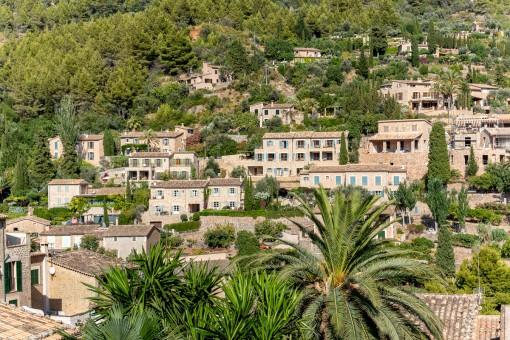 Traditionelles mallorquinisches Haus im Herzen von Deià