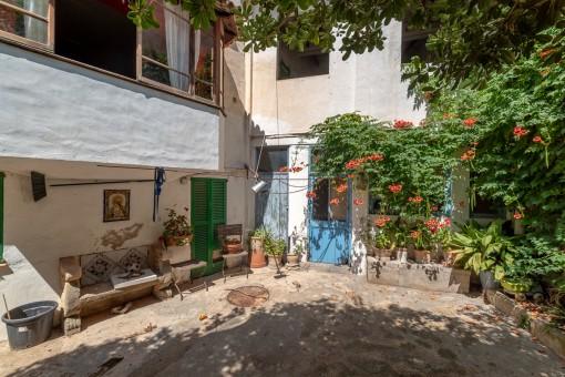 Zentral gelegenes, geräumiges, traditionelles Haus mit Patio und Terrasse in Sóller