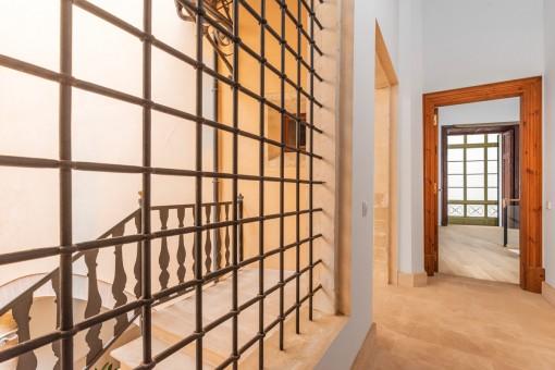Exklusive Neubauwohnung in einem Herrenhaus von 1810 in der Altstadt Palmas