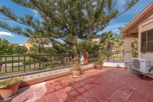 Wohnung im ersten Stockwerk mit 3 Schlafzimmern in Sant Llorenc des Cardassar nur 5 min vom Meer entfernt