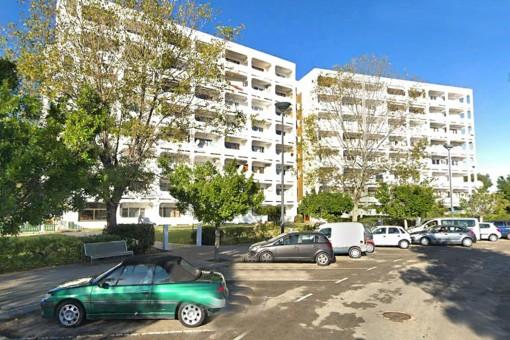Gepflegtes Studio in einem ehemaligen Aparthotel in fußläufiger Entfernung zum Sandstrand von Port Alcudia