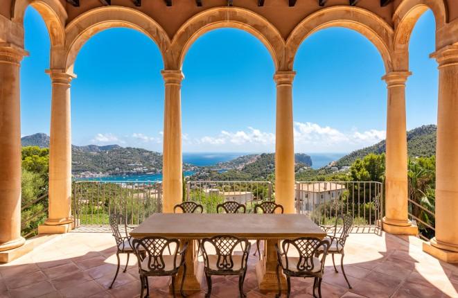Villa in Puerto Andratx zum Kauf