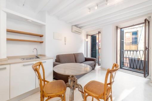 Helle Wohnung in der charmanten Altstadt von Palma