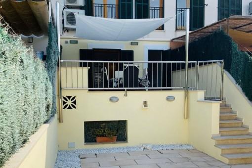Helles Reihenhaus mit grosser Terrasse und Tiefgarage in Alaró