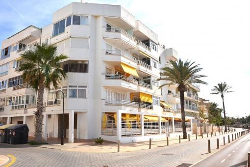 Tolle Wohnung bis Ende Mai, direkt am Strand von Molinar