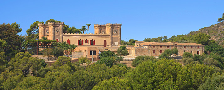 Castillo de Bendinat