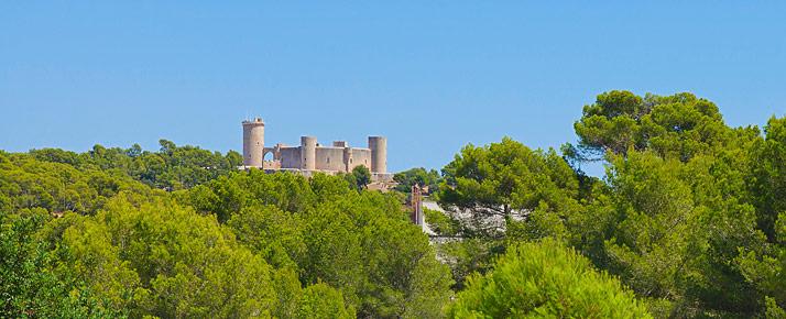Bonanova near Palma de Mallorca