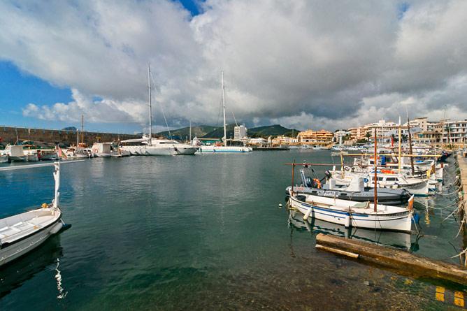 Yachten im Harbour