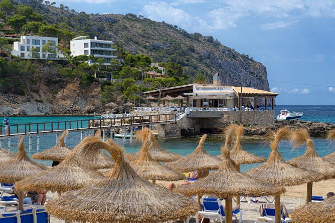 plage Camp de Mar