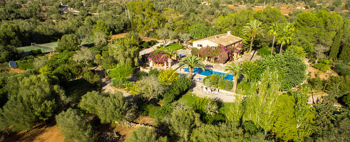 Plots in Mallorca