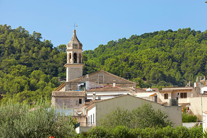 Parish church Sant Joan de Baptista