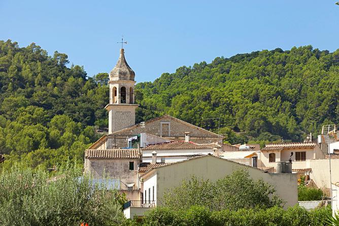 Kirche Sant Joan de Baptista