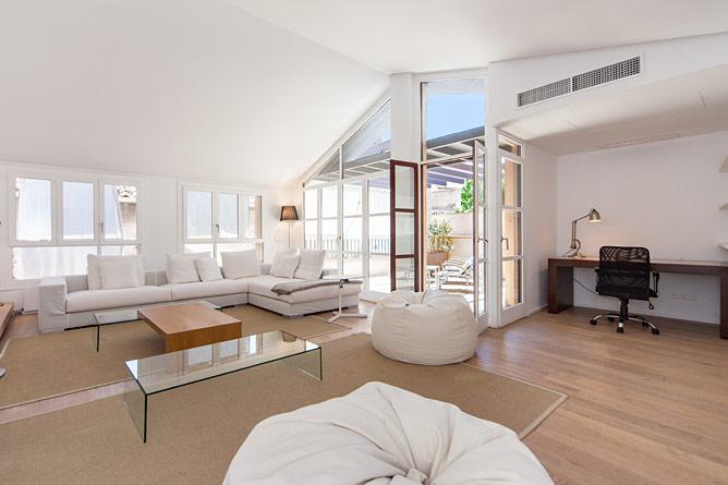 Penthouse à Palma de Mallorca