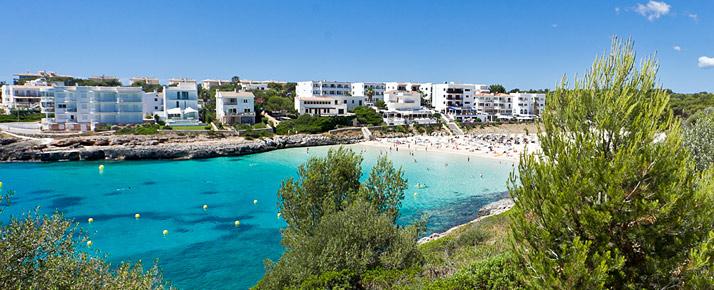 Portocolom auf Mallorca