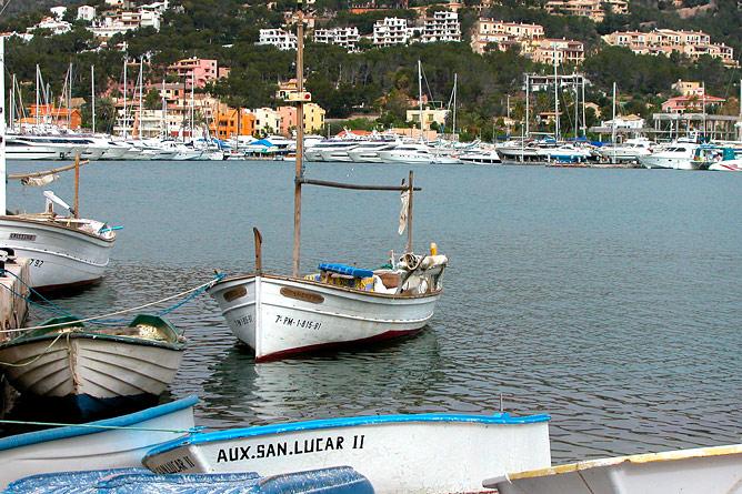 Hafen in Puerto Andratx
