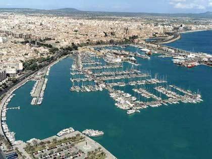 Puerto de palma mallorca yachth fen infos ber puerto de palma - Puerto de palma de mallorca ...